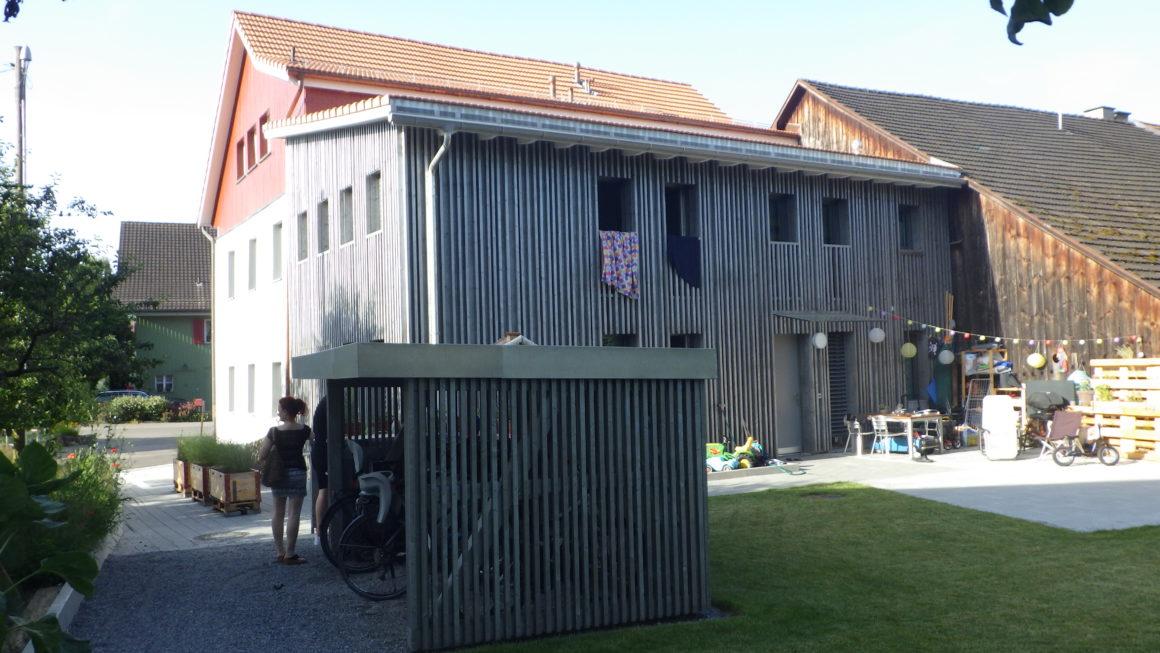 Umbau Dorfstrasse 93 Wiesendangen