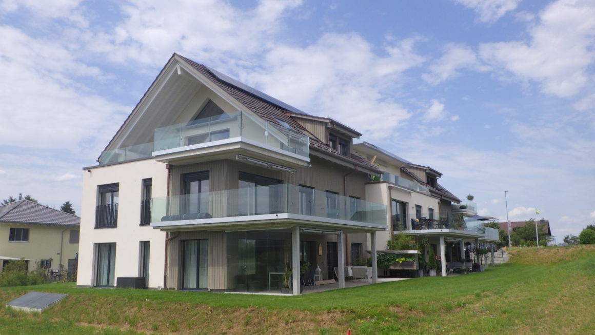"""8-Familienhaus """"Arnolds Wiese"""" Fruthwilerstrasse, Salenstein"""