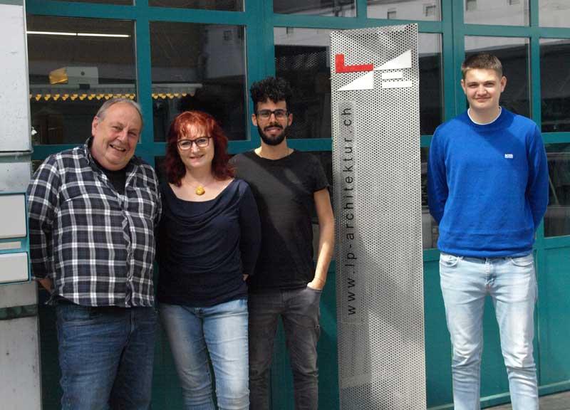 Lp-Architektur Team