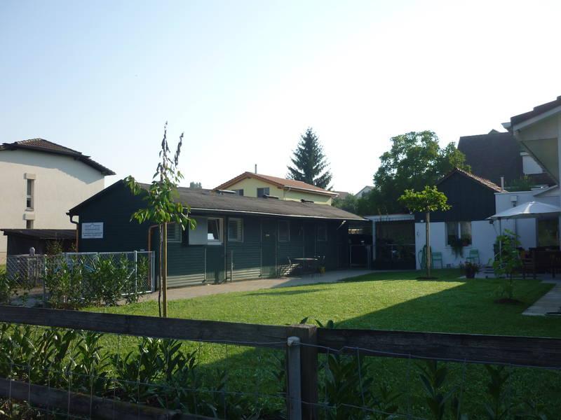 Wohnhaus Wäny, Schlatt