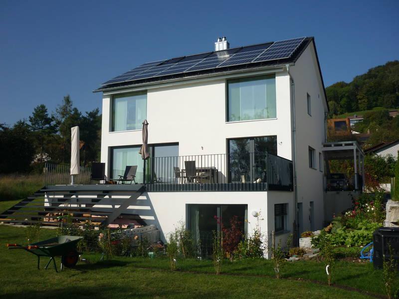 Bechmanns Haus, Stettfurt