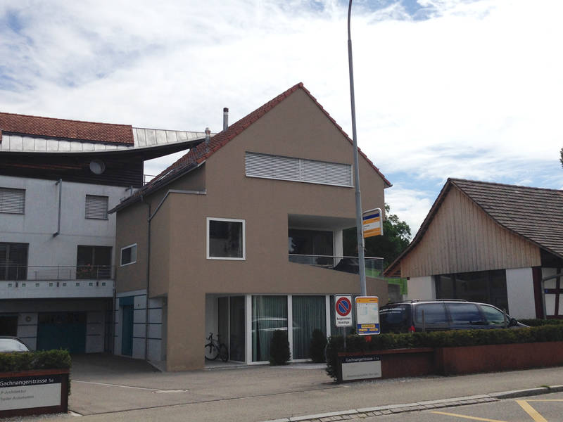 Wohnhaus Färbi 7, Islikon