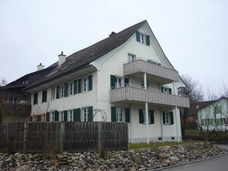 Anbau Balkon an Wohnhaus, Ellikon an der Thur