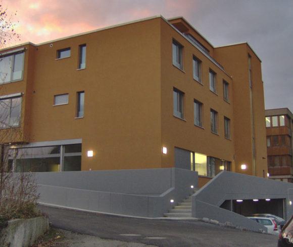 Neubau Wohn- Geschäftshaus Altweg 12  Frauenfeld
