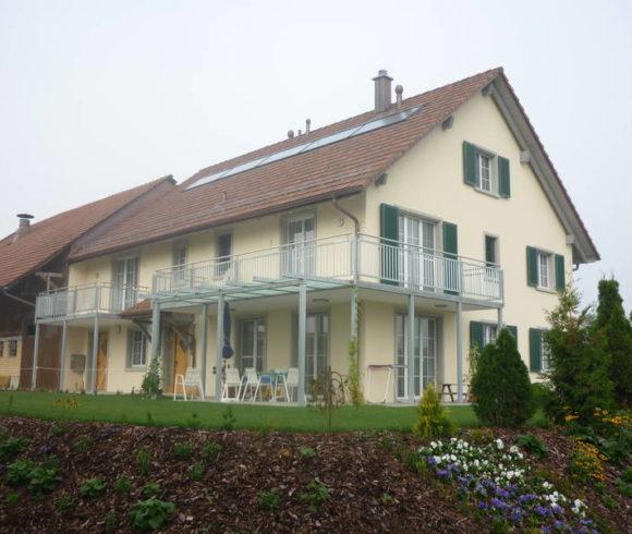 Bauernhaus Widmer, Gündlikon
