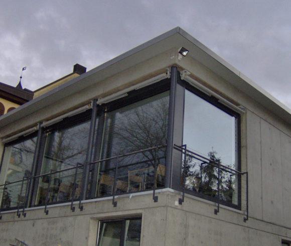 Neubau Saal Plättli Zoo Frauenfeld