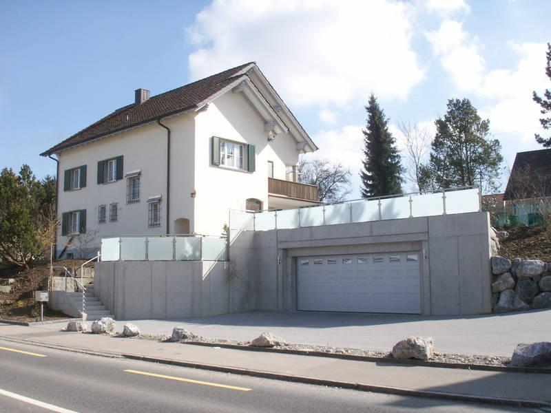 Anbau Garage Frauenfeld