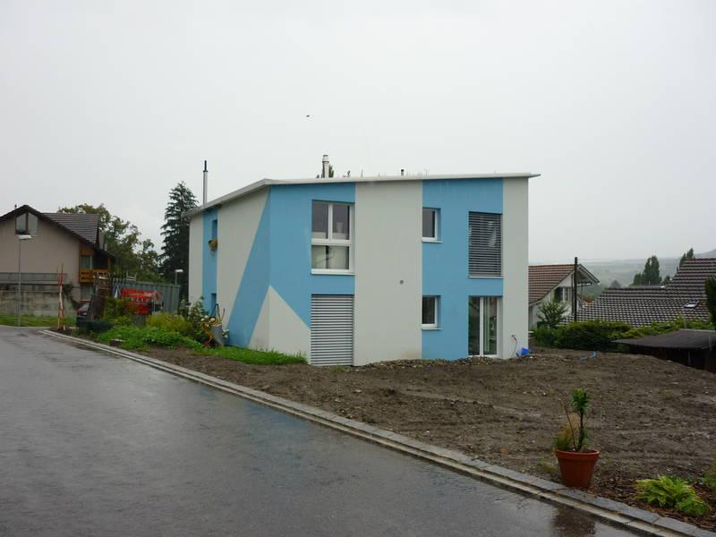 Wohnhaus Stadler, Stein am Rhein