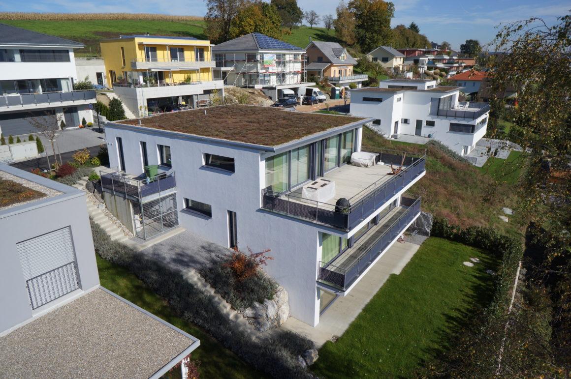 Wohnhaus Hiestand, Müllheim