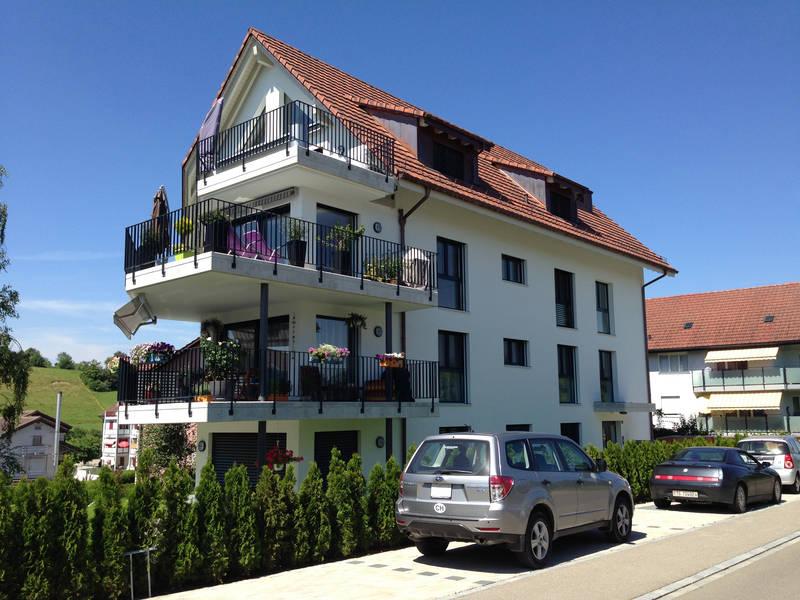 4-Familienhaus Käsereistrasse, Weiningen