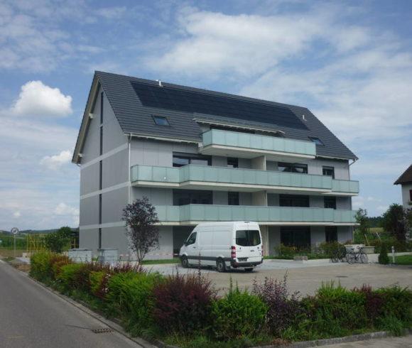 7-Familienhaus Hauptstrasse, Weiningen