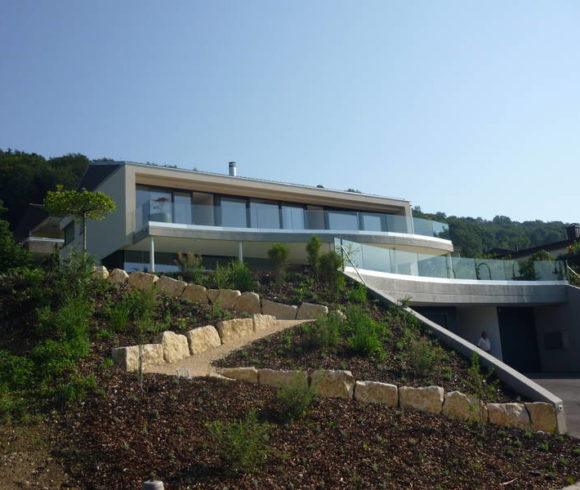 Wohnhaus De Gier / Wanzek, Uhwiesen