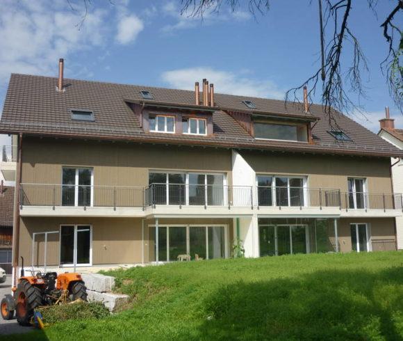 6-Familienhaus Stammheimerstrasse, Uerschhausen