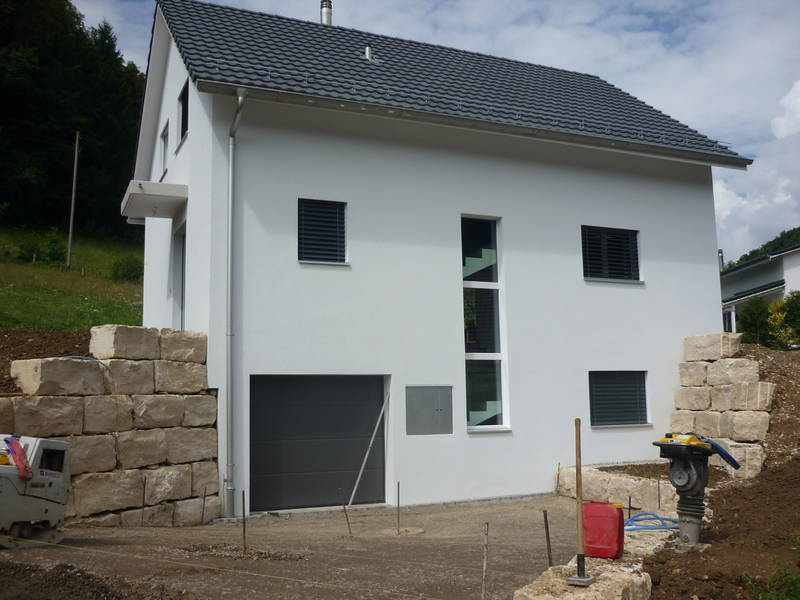 Wohnhaus Begert, Schaffhausen Hemmental
