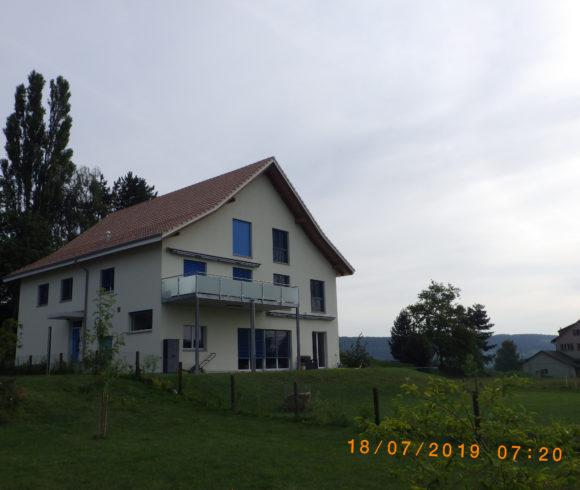 Wohnhaus mit Einliegerwohnung Füchslin-Zhang, Buch bei Frauenfeld