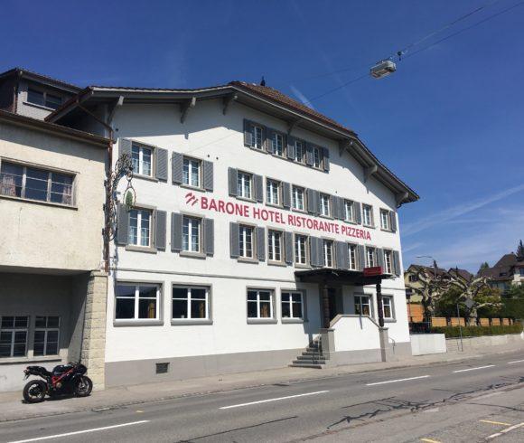 Umbau Restaurant Pizzeria Barone (Linde) Aadorf Enver Jashari
